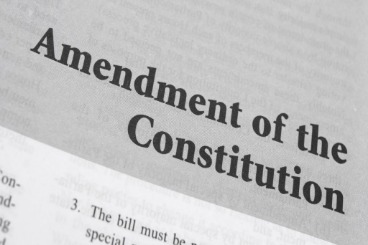 which action would violate the ninth amendment?